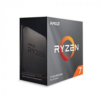 AMD Ryzen 7 3800XT Processor (8C/16T, 36MB Cache, Up to 4.7 GHz Max Boost) Without Cooler