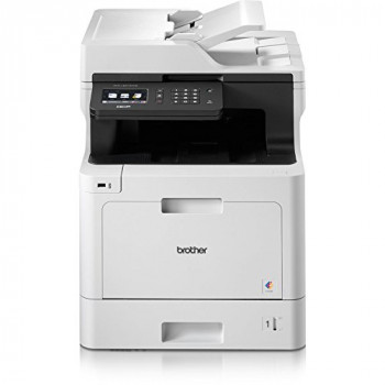 Brother DCP-L8410CDW Three-in-One Professional Wireless Colour Laser Printer