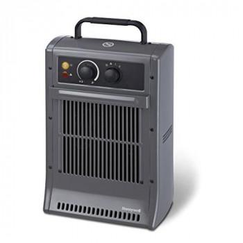 Honeywell Heavy Duty Heater - Grey