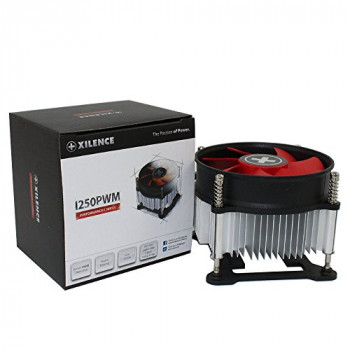 Xilence XC032 Cooler Performance C Cooling Fan Black/Red