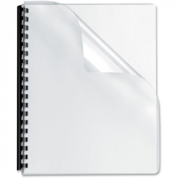 Fellowes Apex Lightweight PVC Cover - Clear