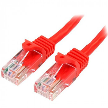 Startech 10m CAT5E Patch Cable (Red)