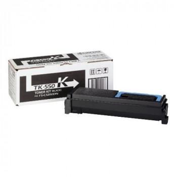 Kyocera Laser Toner Cartridge Page Life 7000pp Black Ref TK550K