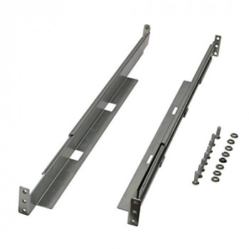 TRIPP LITE 4POSTRAILKIT1U 4-Post 1U Universal Adjustable Rack-Mount Shelf Kit - ( > Consigned)