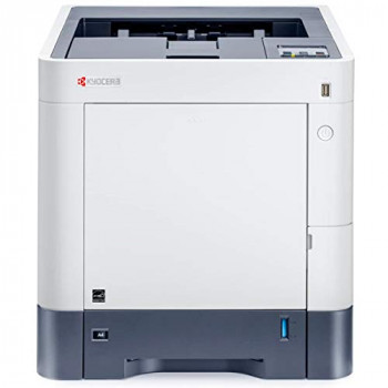 Kyocera Ecosys P6230cdn Laser Printer. Colour and Black/White. Up to 30 pages per minute. Mobile Print Support via Smartphone and Tablet