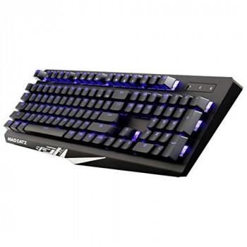 Mad Catz S.T.R.I.K.E. 4 Mechanical RGB Gaming Keyboard - KS13MMUKBL000-0