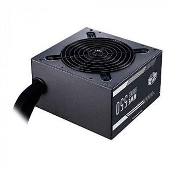 Cooler Master MWE 550 Bronze-V2, 80 Plus Bronze, 550W Power Supply, UK