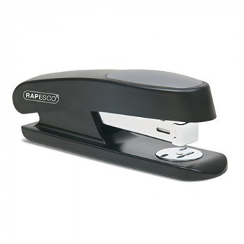 Rapesco Stapler - Manta Ray, 20 Sheet Capacity (Black)