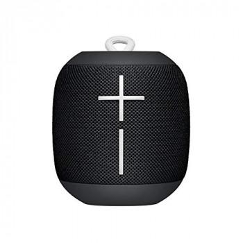 Ultimate Ears WONDERBOOM Bluetooth Speaker Waterproof with Double-Up Connection - Phantom Black