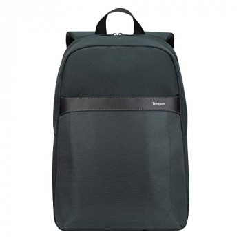 Targus Geolite Essential fit 15.6-Inch Laptop Backpack, Black (TSB96001GL)