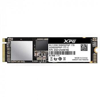ADATA XPG SX8200 Pro 1TB M.2 Gaming Solid State Drive, black