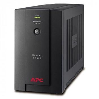 APC Back-UPS Line-interactive UPS - 1400 VA/700 WTower
