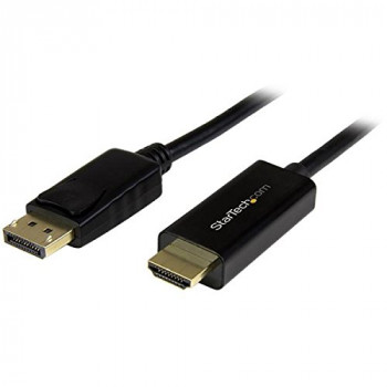 StarTech DP2HDMM3MB 3 m DisplayPort to HDMI Adapter Cable