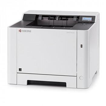 KYOCERA ECOSYS P5021cdn Colour Laser Desktop Printer A4 (Duplex printing 1200x1200 dpi, network connectivity, Ethernet, Gigabit-LAN, USB 2.0 (Hi-Speed), Apple AirPrint, Google Cloud Print, Mopria, Slot for optional SD/SDHC-Card)
