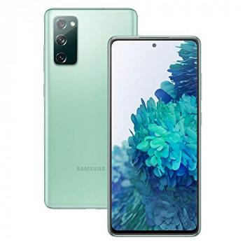 Samsung Galaxy S20 FE 5G Mobile Phone; Sim Free Smartphone - 256 GB - Cloudc Green (UK Version)