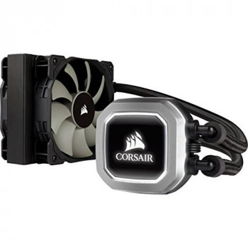 Corsair Hydro Series H75 High Performance Liquid CPU Cooler, Black