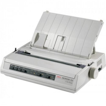 OKI Microline 280 Elite (Parallel) A4 Mono Dot Matrix Printer