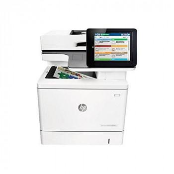 HP LaserJet M577dn Laser Multifunction Printer - Colour - Plain Paper Print