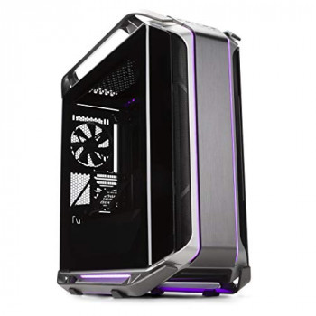 Cooler Master MCC-C700M-MG5N-S00 COSMOS C700M with ARGB Lighting Aluminum Panels a Riser Cable and Curved Tempered Glass