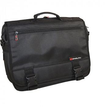 Monolith Flapover Business Laptop Briefcase