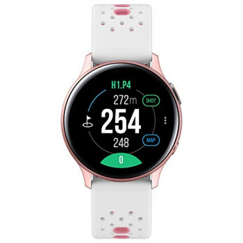 Galaxy Watch Active2 40mm Golf Edition Pink
