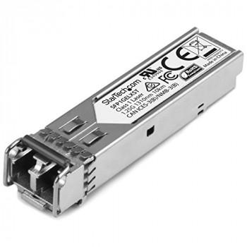 StarTech.com Gigabit Fiber 1000Base-LX SFP Transceiver Module - Juniper SFP-1GE-LX Compatible - SM LC - 10 km (6.2 mi)