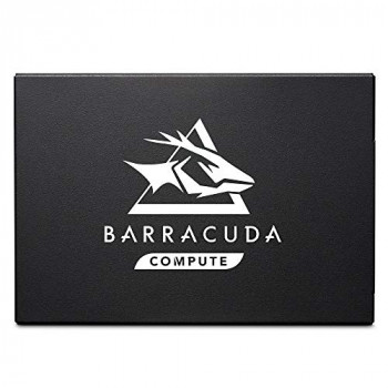 Seagate BarraCuda Q1 SSD 960GB Internal Solid State Drive – 2.5 Inch SATA 6 Gb/s for PC Laptop Upgrade 3D QLC NAND (ZA960CV1A001)