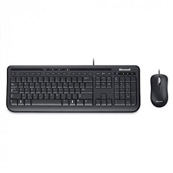 Microsoft 3J2-00002 Wired Desktop 600 - Black