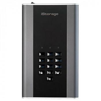 iStorage IS-DT2-256-4000-C-G 4TB diskAshur DT2 USB 3.1 secure encrypted desktop drive