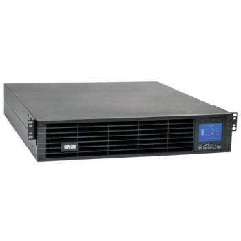 Tripp Lite SmartOnline 2U 200/240V Double-Conversion ENERGY STAR DB9 USB Extended Run Uninterruptible Power Supply with SNMP Card Option (Black)