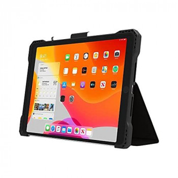 MAX CASES APEFXIP7BLK Cover for 10.2-Inch iPad, Black