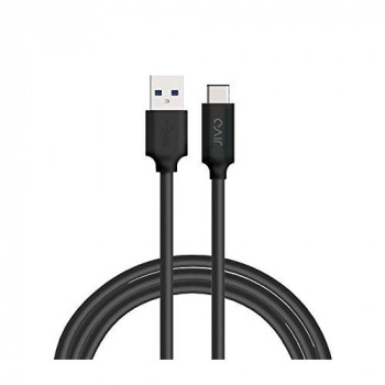 Jivo JI-2049 1.2 m USB to USB-C Cable - Black