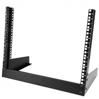StarTech. com Server Rack Cabinet with 2 Open Frame Brackets 8U