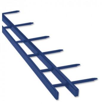 GBC SureBind Binding Strips 25 mm A4 Blue (100 Pack)