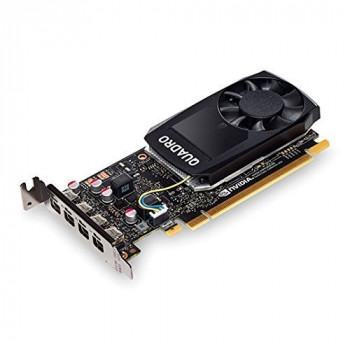 PNY NVIDIA Quadro P1000 DP 4GB GDDR5