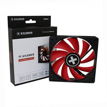 Xilence Performance C 120mm 1500RPM PWM Red Fan
