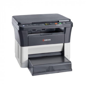 Kyocera Ecosys FS-1220MFP Laser Multifunction Printer - Monochrome - Plain Paper Print - Desktop