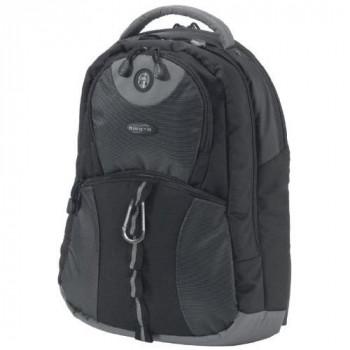 "Dicota BacPac Style Laptop Bag 14-15.6"" - Black/Grey"