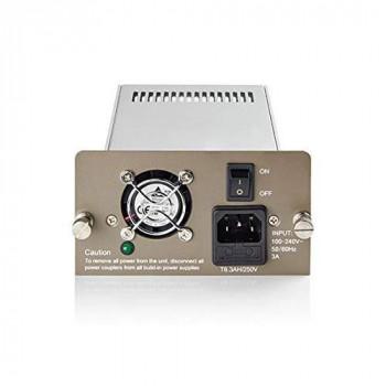 TP-LINK 100-240V-voltage supply TL-MCRP100 redundant