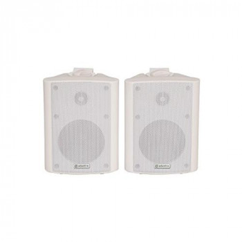 Adastra | High Quality Stereo Speakers  Supplied In Pairs | 70W Max | White