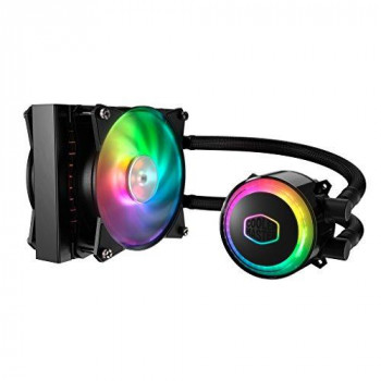 Cooler Master MasterLiquid ML120R RGB 120mm All-in-One CPU Liquid Cooler with RGB Illumination