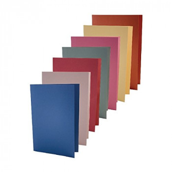 Guildhall Buff Square Cut Folder [Pack of 100]