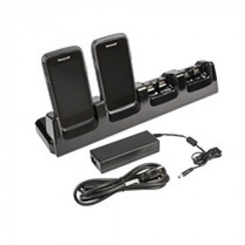 HONEYWELL CT50-CB-2 DOLPHCT50 KIT DOCK PW SUPL CORD FOR RECHARGE UP TO 4 COMP - (Power > Power Devices & Chargers)