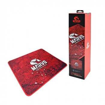 MARVO Scorpion PRO Gaming Mouse Pad - Large - Red