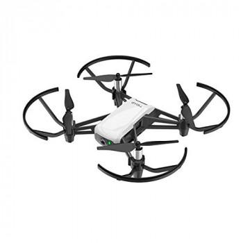 DJI Tello Boost Combo Micro Drone - White