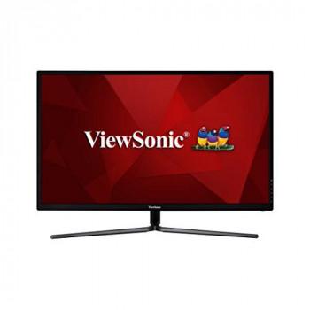 ViewSonic VX3211-2K-mhd  32-inch 2K WQHD IPS Monitor ( 99% sRGB 87% AdobeRGB 2560x1440 DisplayPort HDMI VGA Speakers) - Black