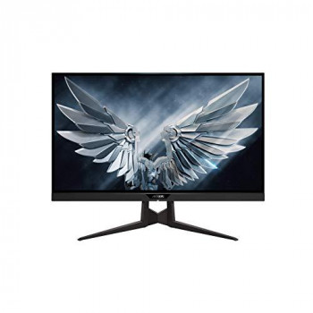 Gigabyte AORUS FI27Q-P 27 Inch IPS QHD (2560 x 1440) 165 Hz FreeSync/G-Sync Compatible Gaming Monitor, Black