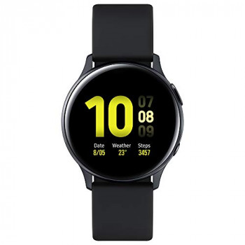 Galaxy Watch Active2 Bluetooth Aluminium 40mm - Aqua Black (UK Version)