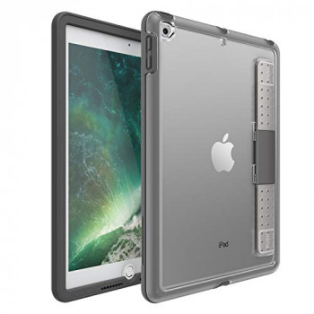 OtterBox 77-59037 UnlimitED Series Clear and Protective Case for Apple iPad 5th/iPad 6th Generation - Clear/Grey