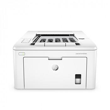 HP LaserJet Pro M203dn - Printer - monochrome - Duplex - laser - A4/Legal - 1200 x 1200 dpi - up to 28 ppm - capacity: 260 sheets - USB 2.0, LAN